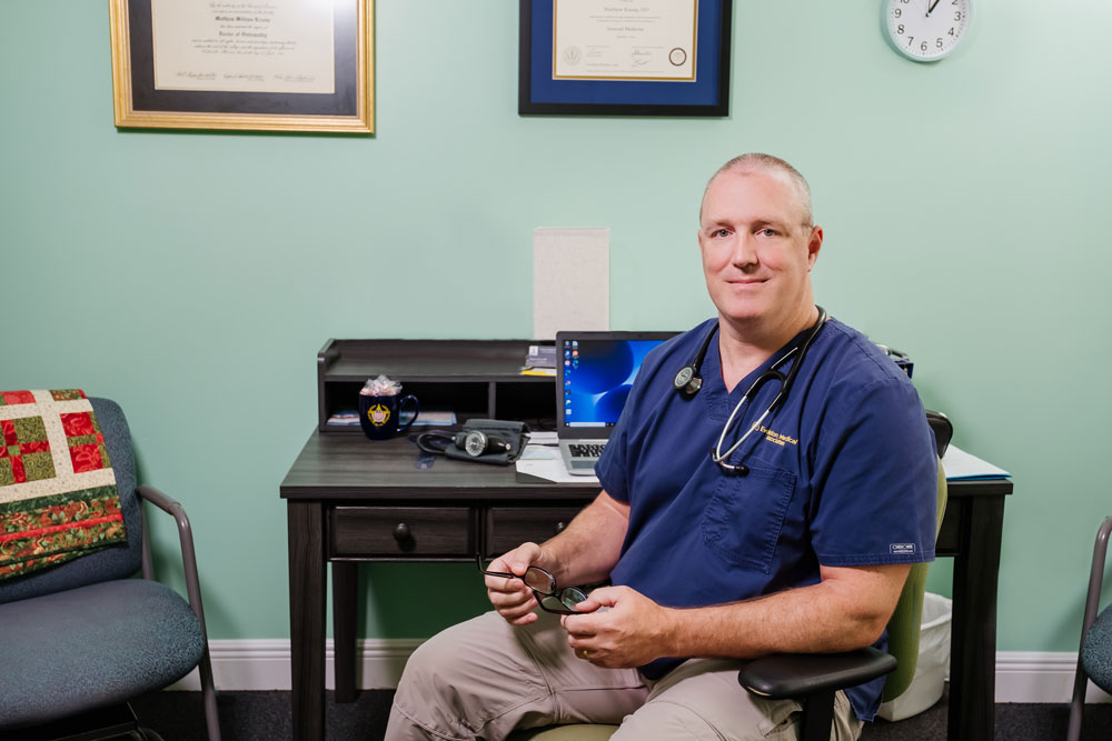 dr matt kramp concierge medicine